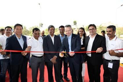 AkzoNobel inaugurates sixth powder coatings plant in India