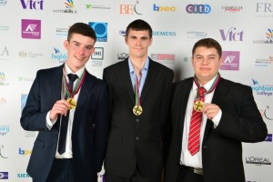 CMB apprentices to represent UK at WorldSkills in Brazil