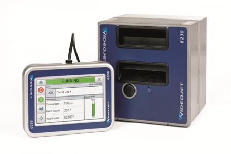 Videojet presents Thermal Transfer Overprinter