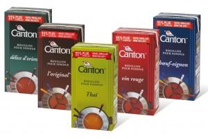 Soup company dumps cans for cartons