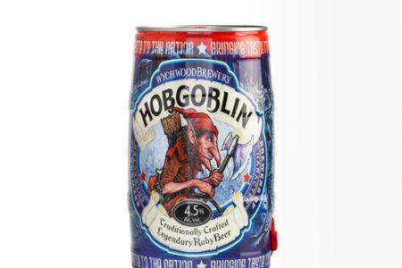 Hobgoblin taps into Ardagh's keg technology