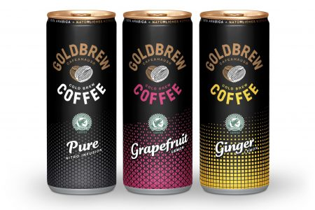 Ardagh release new fizzy coffee in a can