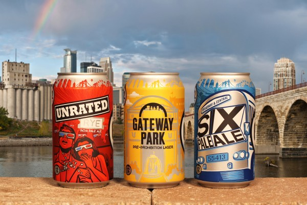 612Brew selects Rexam cans