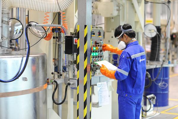 AkzoNobel opens performance coatings site in Chonburi, Thailand