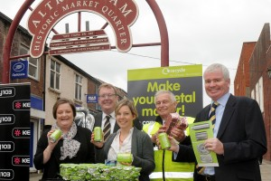 Metal recycling campaign launches in Manchester, UK
