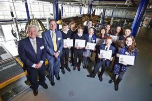 Aluminium Design and Technology Challenge winners announced