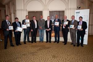 UK aerosol industry recognised by BAMA