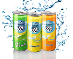San Benedetto chooses Ball's sleek can