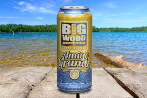 Big Wood Brewery selects Rexam cans