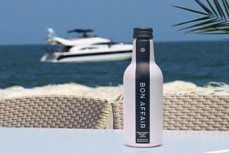 Bon Affair selects aluminium bottles from Rexam