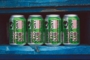 Crown and BrewDog bring craft beer to cans