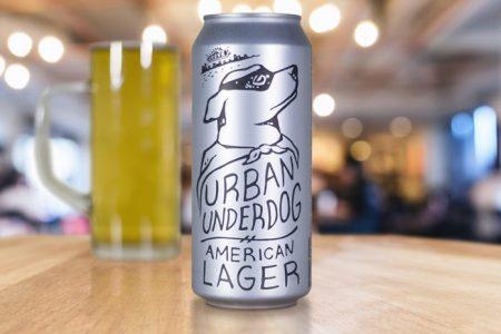 Urban Chestnut launches Urban Underdog in Ardagh beverage cans