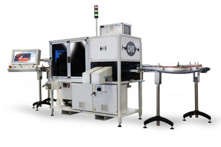 Sacmi CHS360 sets the standard for tall aluminium cap inspection