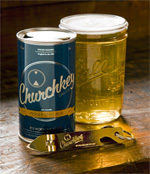 Churchkey can returns