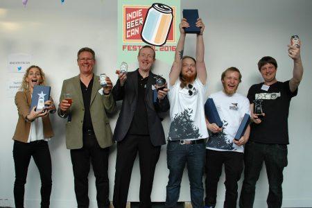 Indie Beer Can winners begin canning