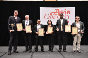 Celebrating success at Asia CanTech 2016