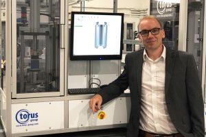 Torus Measurement Systems announces new sales manager