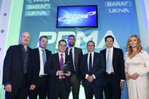 Domino ends year on award winning high