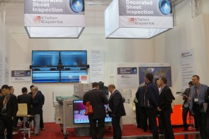 Vision Experts reports success at Metpack