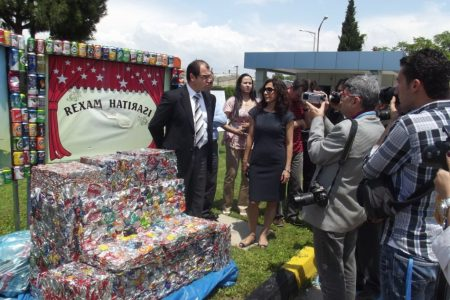 Rexam's staff take part in Can Challenge