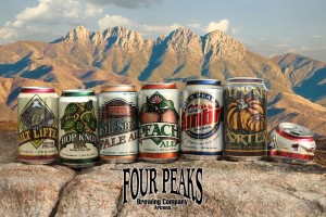 Four Peaks selects Rexam cans
