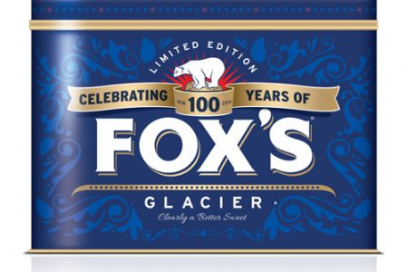 Limited-edition centenary celebration launch for Fox's
