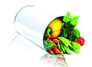 Steel packaging preserves nutrition