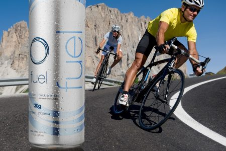 Celebrity fitness trainer launches health drink