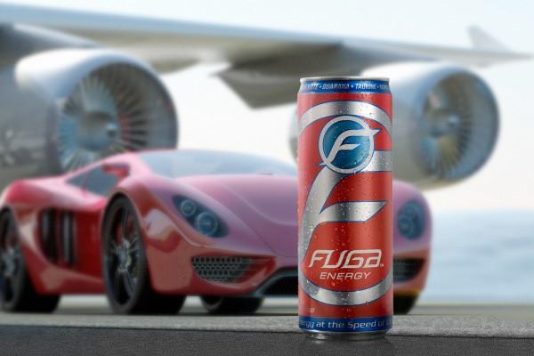 New energy drink
