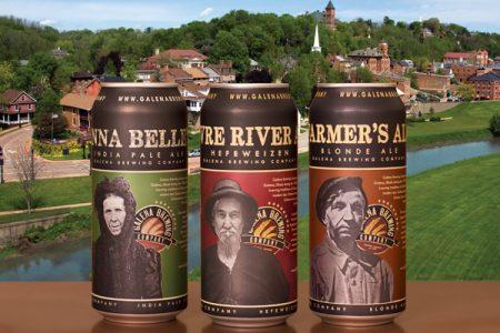 Galena Brewing Company chooses Rexam