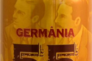 Germânia 55 launches in lightest aluminium bottle