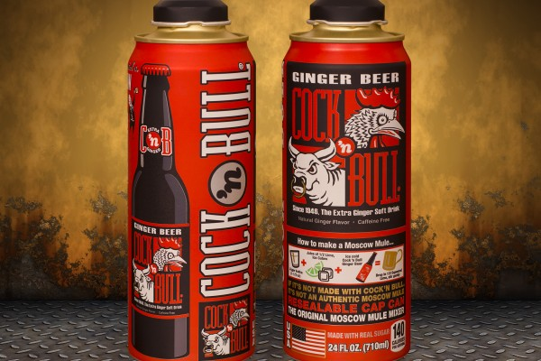 Cap Can for Cock'n Bull