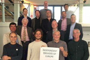 Nine European countries to form the Independent Brewers of Europe (IBE)