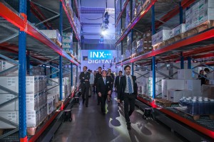 INX International opens manufacturing facility in Prague