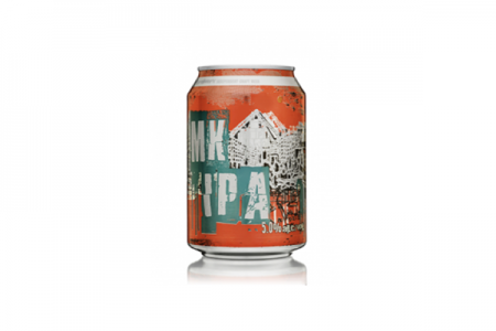 Concrete Cow premieres beer in cans