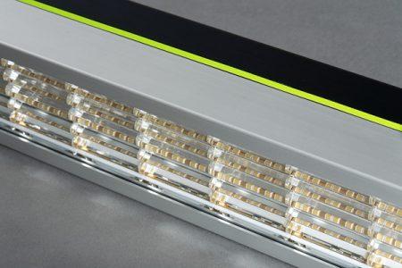 Finishing with UV and LED technology