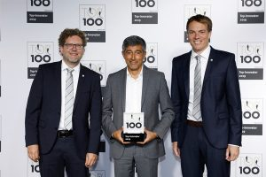 IST Metz awarded Top 100 in innovation