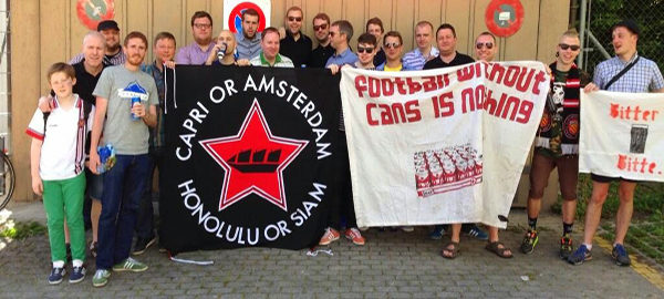 Football without cans is nothing