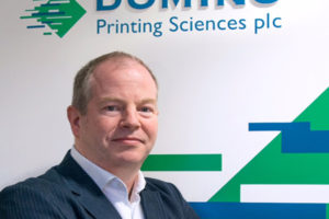 Domino Printing Sciences welcomes new global marketing director