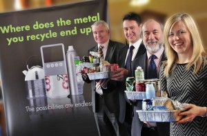 Recycling campaign launched in London