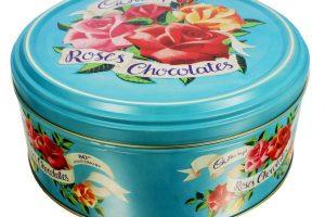 Vintage Cadbury Roses celebrates 80 years