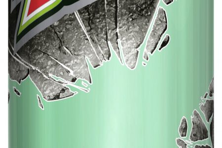 Mountain Dew cans feature thermochromic ink