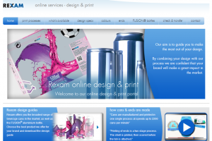 Online design portal and can catalogue launched