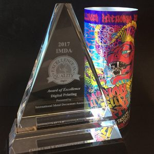 Crown picks up Excellence in Quality awards at IMDA conference