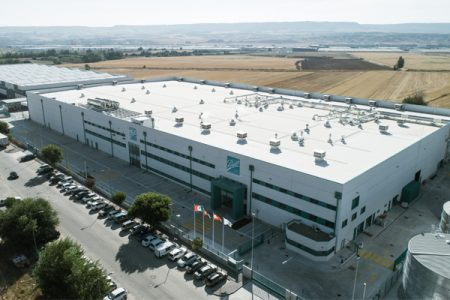 Ball open new plant in Spain
