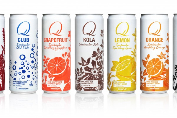 Q Drinks selects Rexam cans