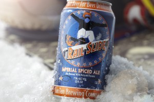 Seasonal brew available in cans