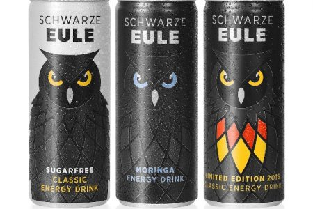 Rexam adds designs to German energy drink