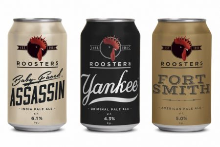 Rooster's joins the microcanning segment
