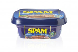 Spam moves away from cans